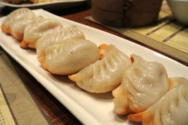 Pan Fried Meat Dumpling